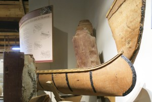 Musée canadien du canot Peterborough en Ontario.