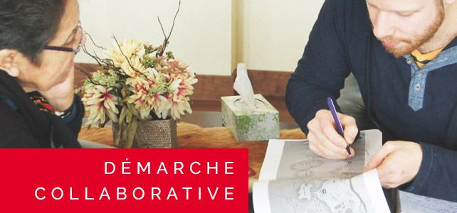 Démarche collaborative | Boite Rouge VIF